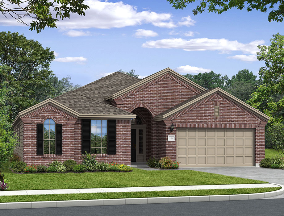 Stone Creek Ranch - Available Floor Plans | Liberty Home ... on large farmhouse plans with kitchen, large ranch house floor plan, large ranch style homes,