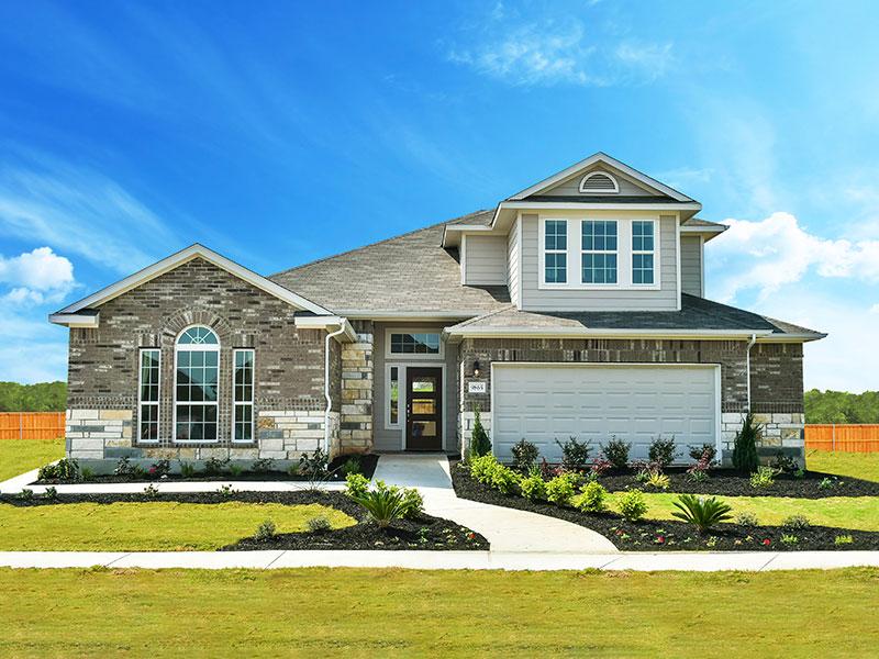 Liberty Home Builders | Houston & San Antonio, TX