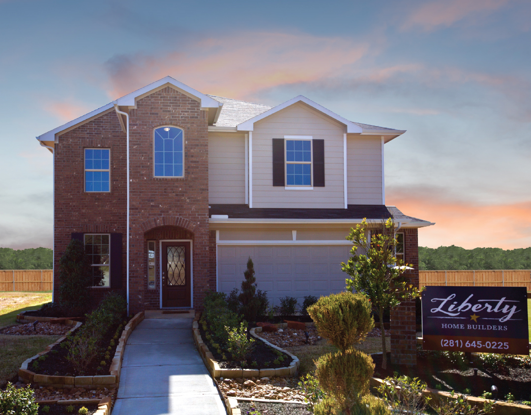 Terra Vista - New Homes in Montgomery, TX 77356 | Liberty ... on